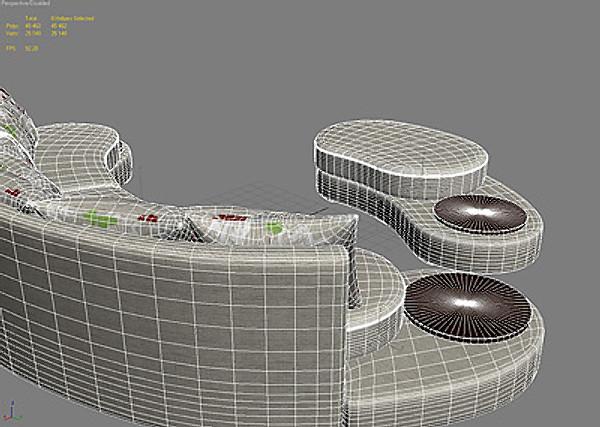 proiectare 3D pentru interior