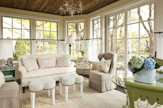 Poze design interior shabby chic