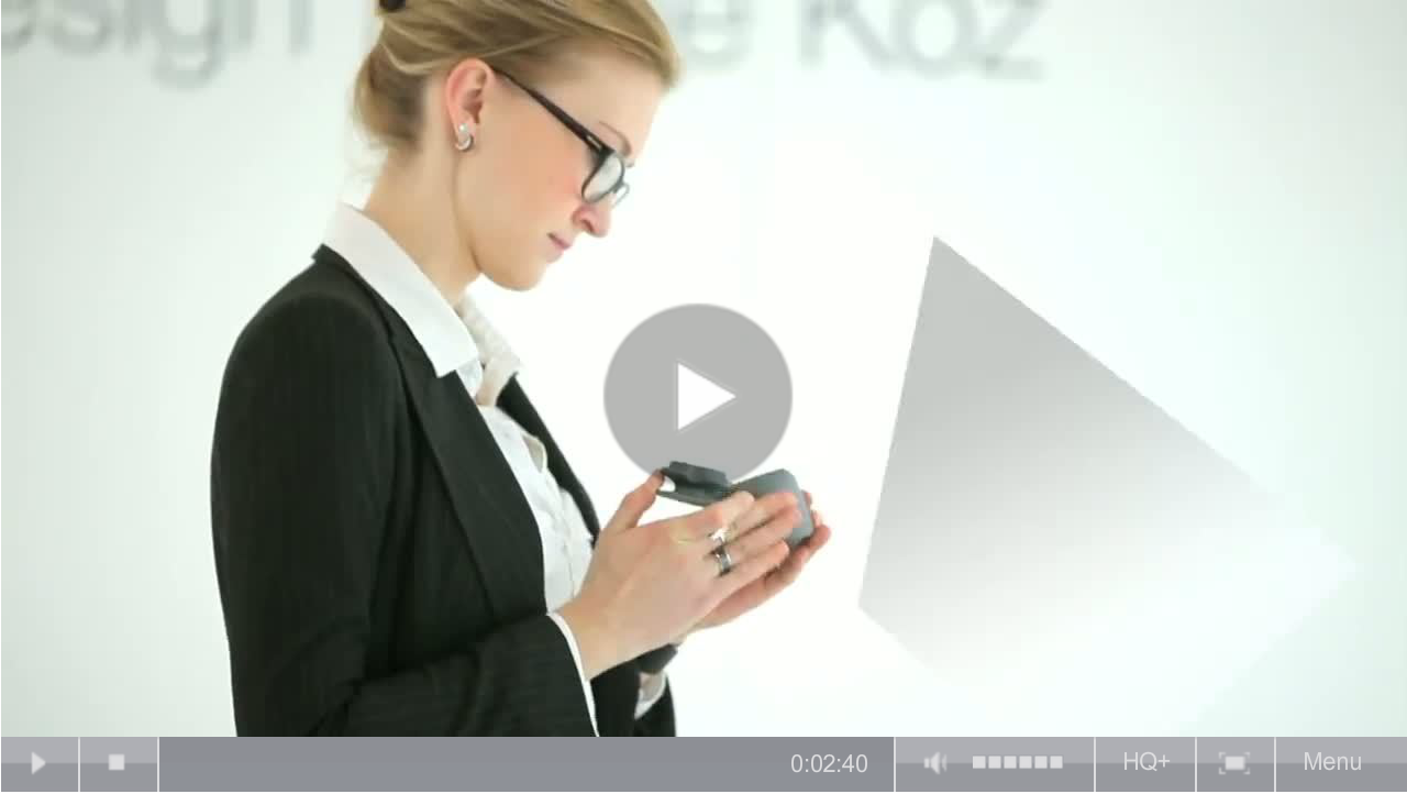 prezentare video Ambiente Frankfurt 2105