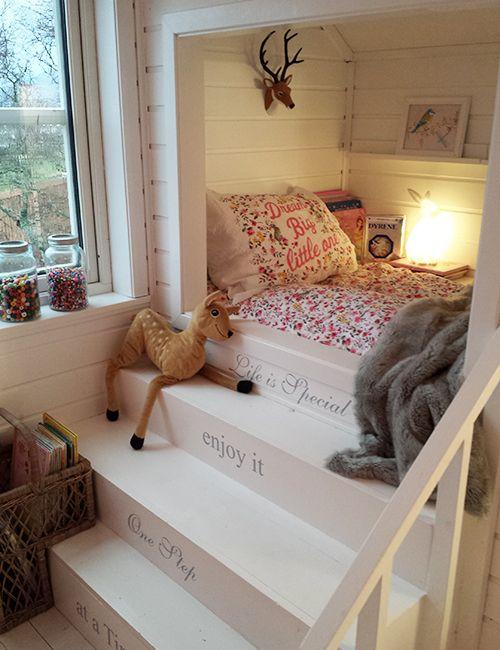 Idei pentru design interior amenajarea spatiului de sub for 5 year girl bedroom ideas