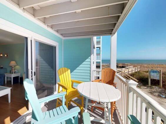 amenajari interioare case de vacanta la mare