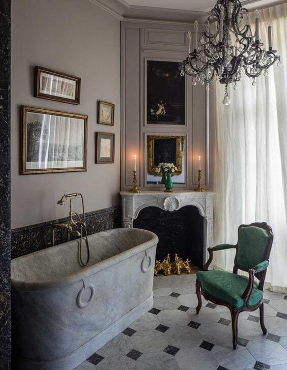 amenajari interioare case in stil vintage